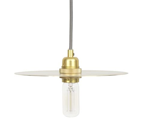 Pendant Light Socket Kit Frama Kit Pendant Set Cable L Socket E27 Brass Grey Cable By Frama