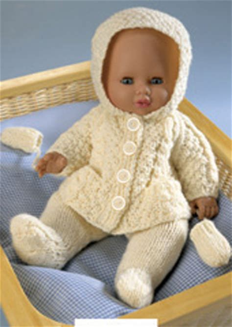 free 12 inch doll knitting patterns sirdar dolly clothes knitting patterns