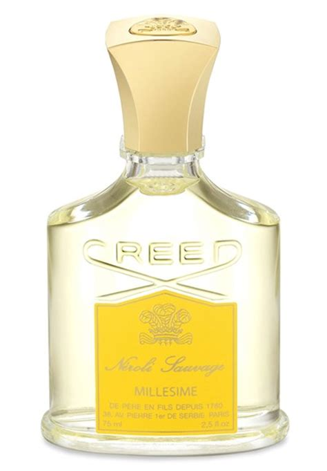 Parfum Creed Millesime neroli sauvage eau de parfum mill 233 sime by creed luckyscent