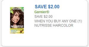 garnier hair color coupons garnier nutrisse coupon 2 one garnier nutrisse hair