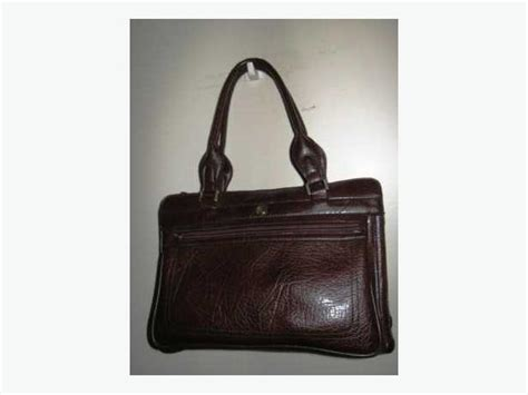 free leather ottawa beautiful almost new cornell leather handbags central
