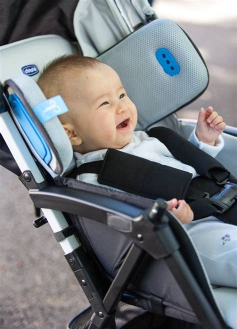 This stroller has a built in air filter to protect kids from air pollution   MNN   Mother Nature