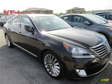 2016 Hyundai Equus Signature by 2016 Manhattan Brown Hyundai Equus Signature 112149247