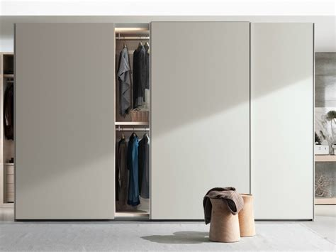 Poliform Wardrobes by New Entry Wardrobe With Sliding Doors By Poliform