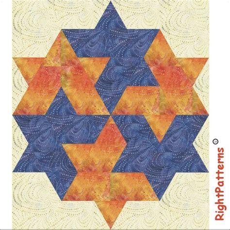 Seven Quilt Block Pattern by Winner Lucky Quilt Block Pattern By 3patch Craftsy