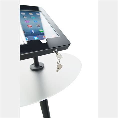 ipad easel stand techno space ipad stands tablet display stands