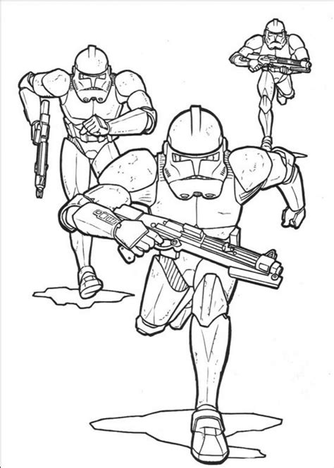 coloring pages of star wars the clone wars free printable star wars coloring pages for kids
