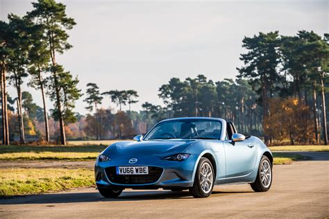 mazda convertible blue blue mazda mx 5 convertible arctic 2017 wallpapers and