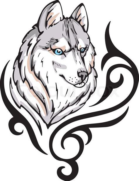 tattoo shop uden animalistic stamme fauna stock vektor colourbox
