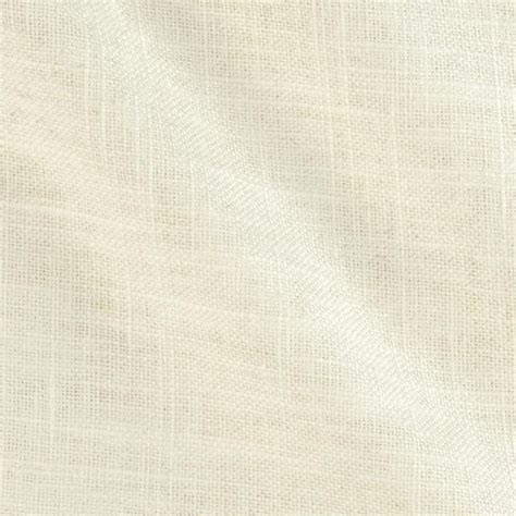Linen Fabric For Upholstery by Southern Classic Linen Blend White Discount Designer