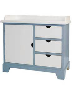 blue changing table blue changing table rustique the rehab boutique baby