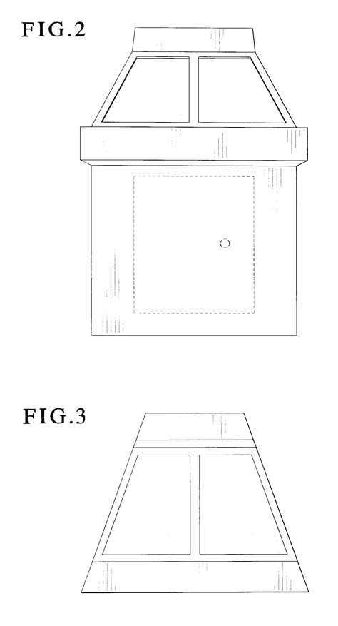 Uws Library Unit Outlines by Patent Usd529101 Gaming System Spacer Assembly For A Shared Symbol Display Patents