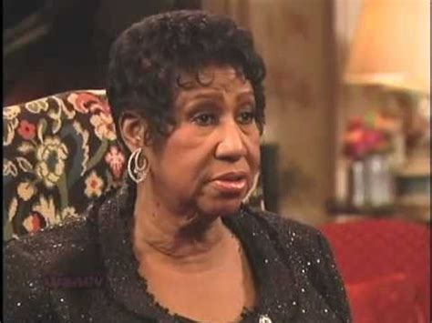 aretha franklin interview with wendy williams