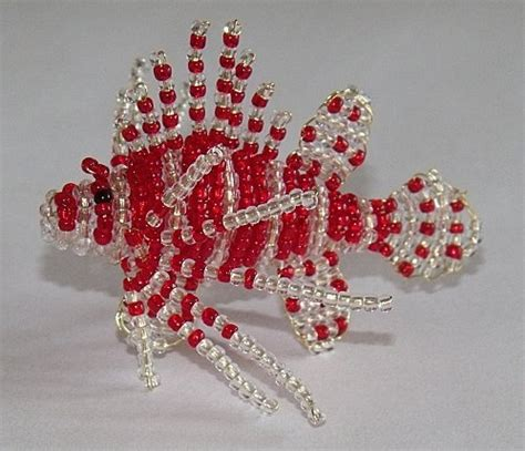 17 best images about beading fish on beaded
