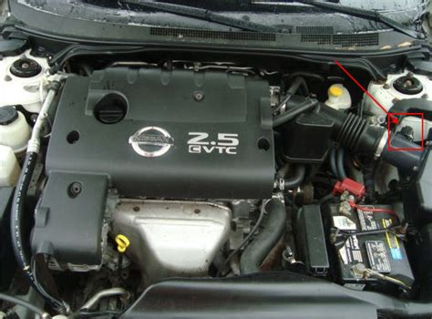 Nissan Sentra 2 5 Engine Problems Nissan Sentra Ser Spec V Hi I A Problem With My Nissan