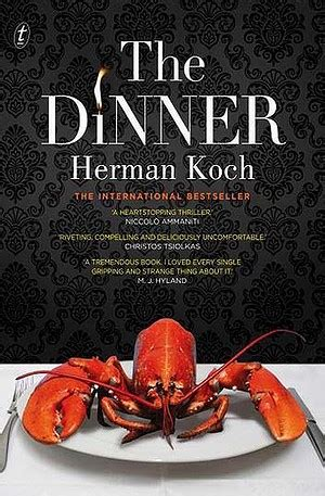 the dinner book book review the dinner by herman koch 171 tilburg