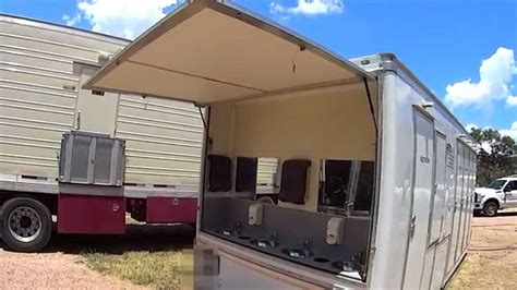used bathroom trailer for sale portable restrooms trailer portable restroom trailer for