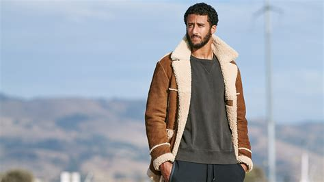 the colin kaepernick x mr porter photoshoot amp interview