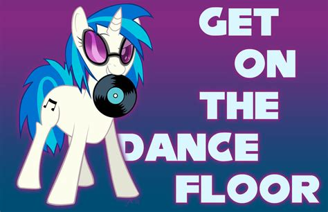 Get On The Floor by Dj Pon 3 Vinyl Scratch Get On The Floor By J