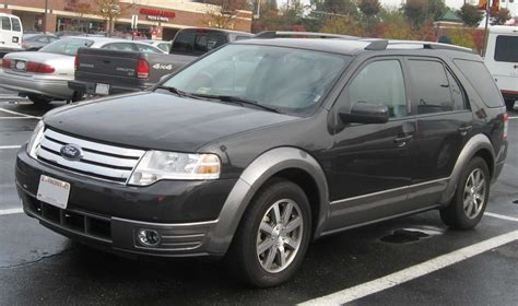old car repair manuals 2009 ford taurus x auto manual 2009 ford taurus x information and photos zombiedrive