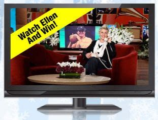 Ellen Giveaways Youtube - ellen watch and win weekly giveaway answers