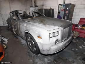 Damaged Lamborghini For Sale Uk Lamborghini And Rolls Royce Destroyed In Suspected Arson