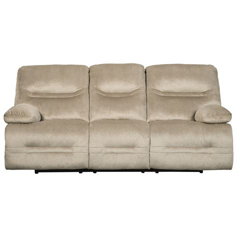 Contemporary Reclining Sofas Signature Design By Brayburn 7770287 Contemporary Reclining Power Sofa Sol