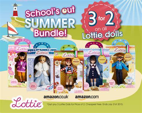 guardian lottie doll lottie dolls schools out limited offer of divas