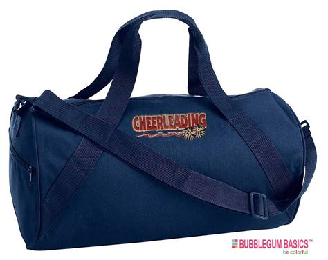 new personalized travel luggage duffel duffle bag cheer