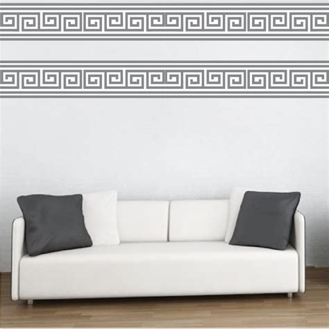Wall Stickers Borders border wall mural decal border wall decal murals