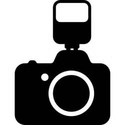 photo with a flash icons free