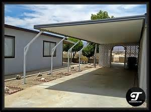 San Diego Awning Company Mobile Home Carport Supports Gallery