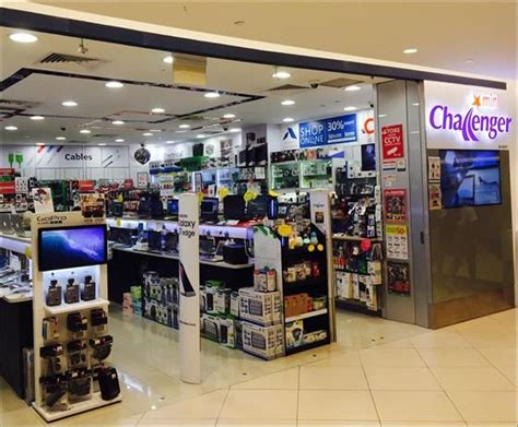 challenger mini electronics technology tampines mall