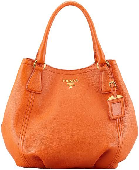 Sells Handbags by Sell Prada Handbag Prada Canvas And Leather Tote