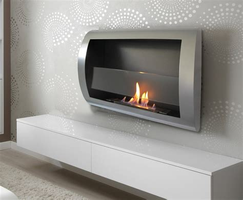 Bioethanol Fireplace by Ethanol Fireplace Trendy Sided Ethanol Fireplace With