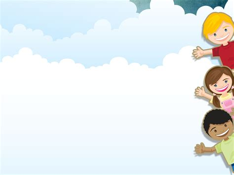 photos cartoon cute baby background for powerpoint