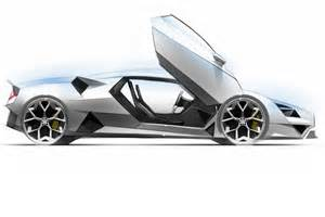 Lamborghini Design Lamborghini Cnossus Concept Design What Do You Think