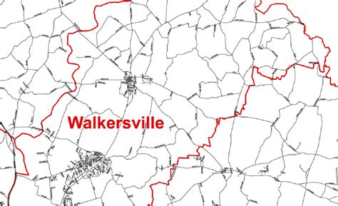 maryland map for sale guide to walkersville md real estate