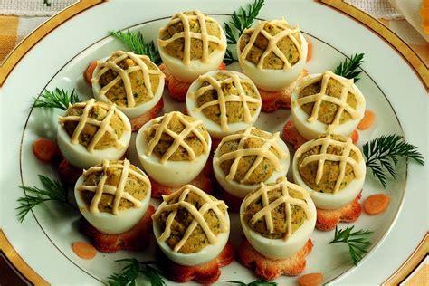 cucinare le uova sode ricetta uova sode alle acciughe la cucina italiana