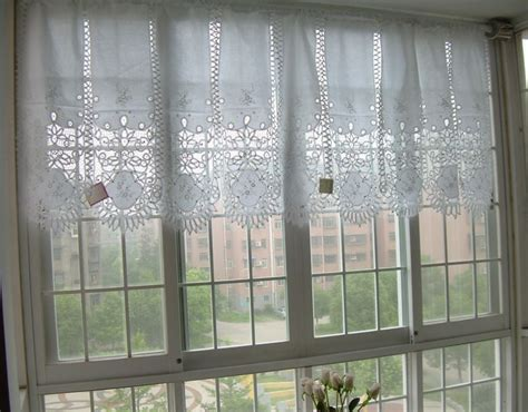 Battenburg Lace Curtains Http Www Ebay Itm Vintage White Battenburg Lace Valance Cafe Curtain 250986090541 Pt