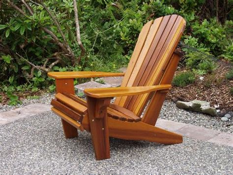 How to make an adirondack chair home wizards