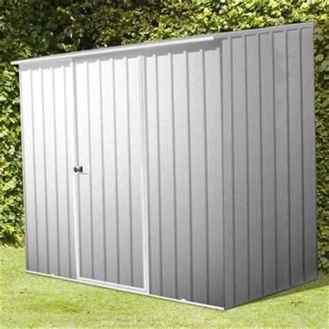 Garden Shed 8 X 5 by 8 X 5 Premier Zinc Metal Garden Shed 226m X 152m Free 48hr