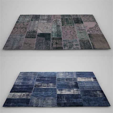 Carpet Patchwork - max modern patchwork carpets