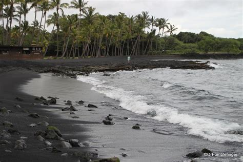 black sand big island punalu u black sand big island of hawaii travelgumbo