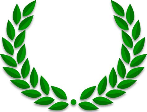 laurel leaf border clipart best