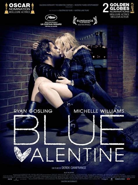 film blue hollywood 2012 blue valentine 2011 films de lover films d amour et