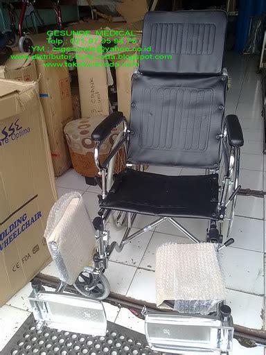 Kursi Roda Reclining kursi roda rebahan gm fs902gcm kursi roda 2in1 reclining