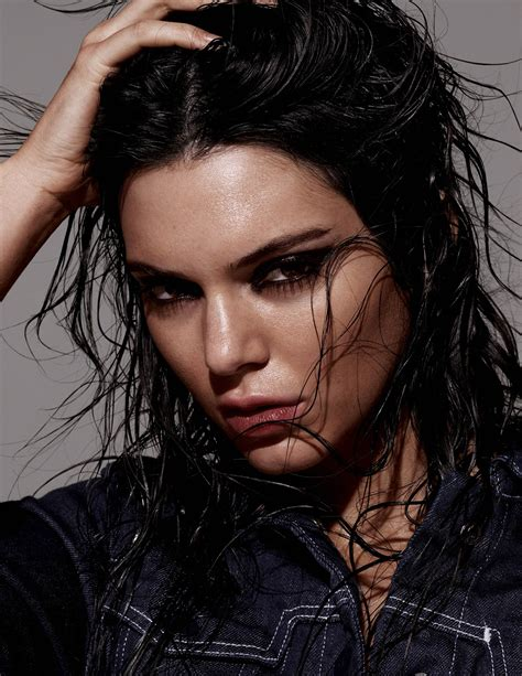 Daniel Kendall Also Search For Kendall Jenner Magazine S S 2016 Hive