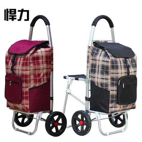 shopping cart chair diy hanli xl aluminum alloy climbing chair folding portable