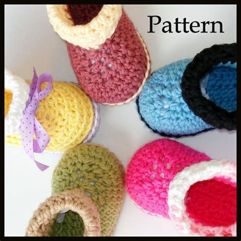 pattern free crochet baby baby booties crochet patterns free patterns
